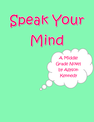 SpeakYourMindConceptBackground