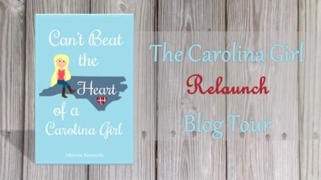 Carolina Girl Relaunch Blog Tour
