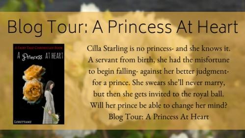 Blog Tour_ A Princess At Heart