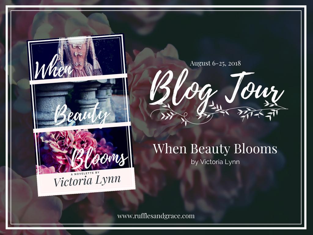 When Beauty Blooms Blog Tour Header