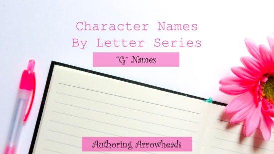 CharacterNames-G