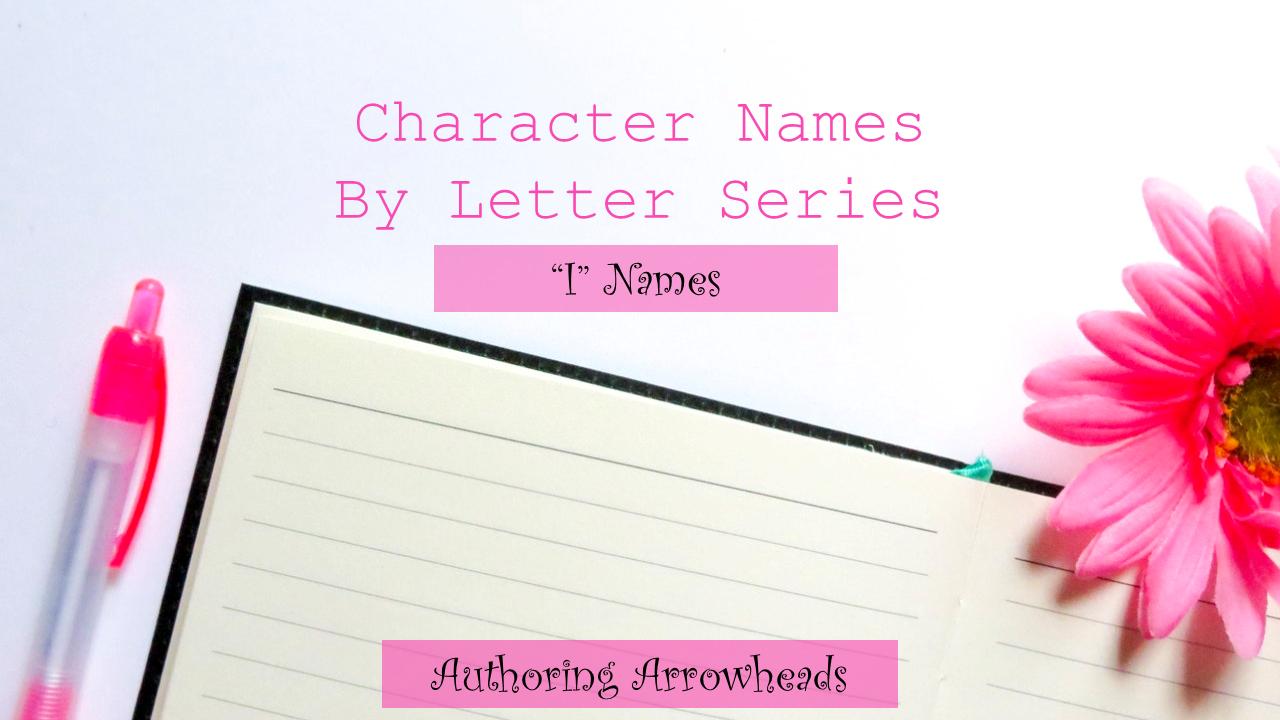 CharacterNames-I